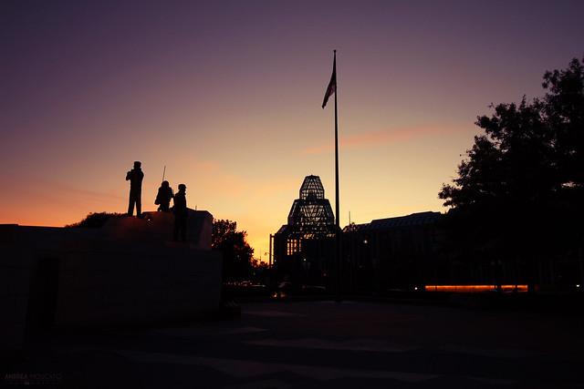 Peacekeepers Memorial - Ottawa (Ontario, Canada)