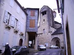 Oloron - Església Santa Creu
