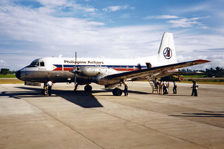 Philippine Airlines Hawker Siddeley HS-748 Srs2/209 RP-C1023