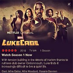#Marvel     #LukeCage     #Netflix     #Prisma