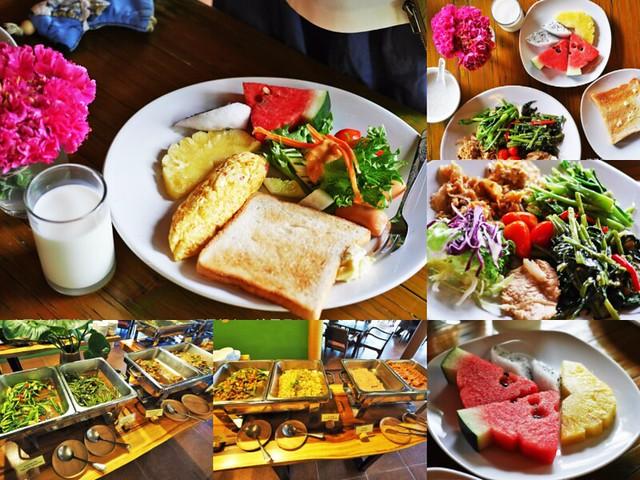 泰國安帕瓦住宿 Asita Eco Resort 環保飯店1
