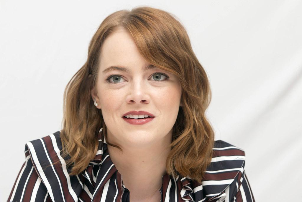 Эмма Стоун — Пресс-конференция «Ла-Ла Ленд» на «TIFF» 2016 – 9