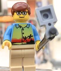LEGO Mini-Me