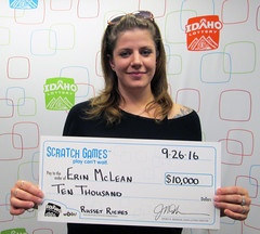 Erin McLean - $10,000 Russet Riches