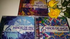 Que tal os três cds de uma vez só!!!. ..acesse o maurokwitko.com.br