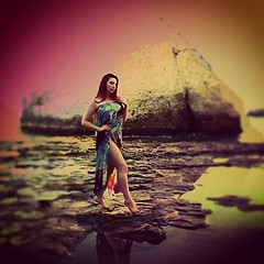 Mother of Pearl  #Olympus #penep5 #ep5 #m43 #microfourthirds #modelshoot #mobileedit #dianaapp #dianaphotoapp #multipleexposure #California #sharkfincove #beach #beachfairy
