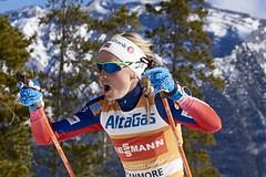 Běžkyně na lyžích Therese Johaugová byla obviněna z dopingu