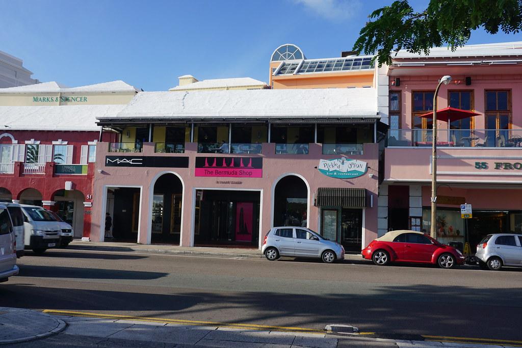 Flatts Village Bermuda Around Guides
