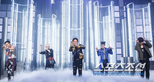 Big Bang - Mnet M!Countdown - 07may2015 - Sports Chosun - 02