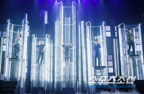 Big Bang - Mnet M!Countdown - 07may2015 - Sports Chosun - 01