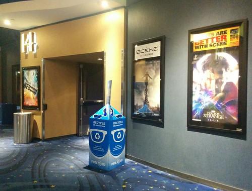 Cineplex Eglinton Town Centre