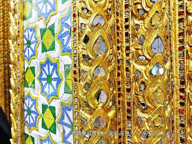 泰國曼谷景點 大皇宮 玉佛寺 6