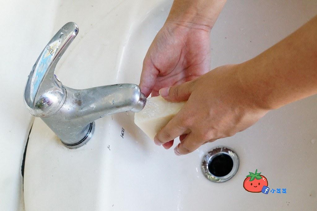 手工皂推薦 水由白十