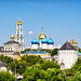 Monastère Laure de la Trinité-St-Serge, Serguiev Possad