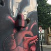 Heart surgery #bigartmob #graffiti #streetart Camden Town #london