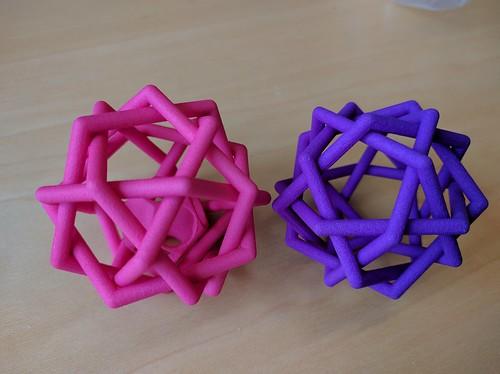 Tangled Pentagons