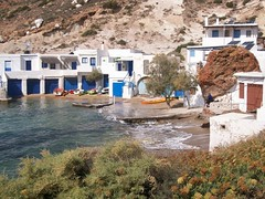 Small Fishing Village Image