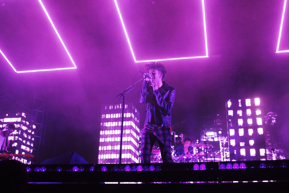 The 1975 @ The Meadows Festival