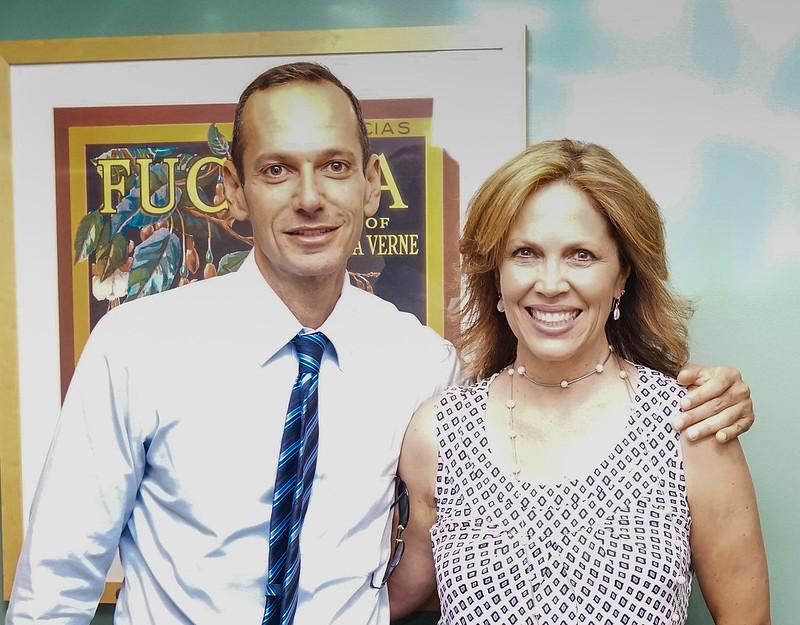 2016.10.11 Visit with Dawn Clark, MD, San Dimas, CA USA 08253