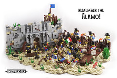 Remember the Alamo! - Overview