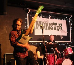 Mike's Monster Guitar birthday show