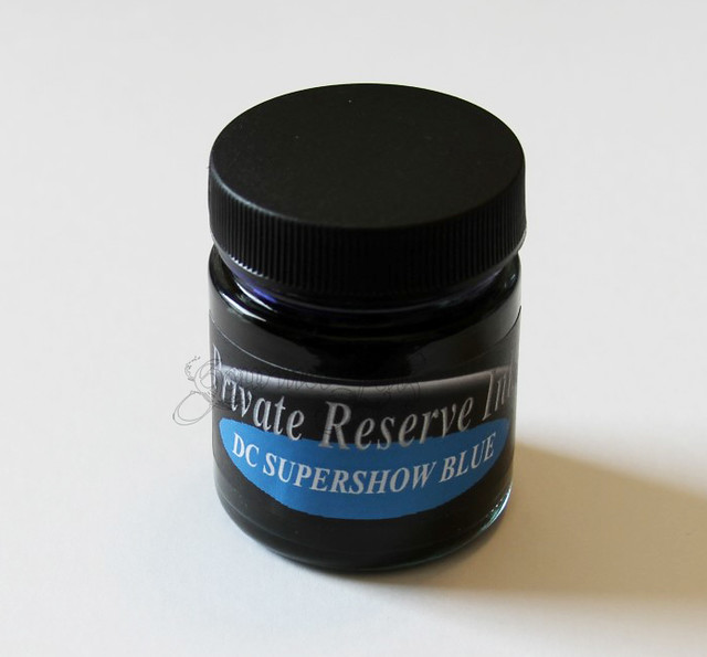 Private Reserve DC Supershow Blue Ink
