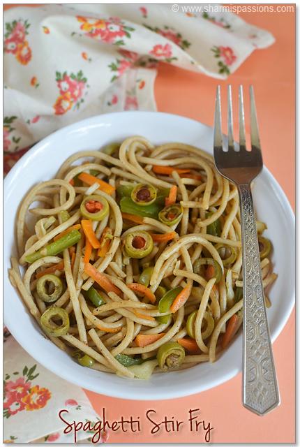 Chinese Veg Fried Rice Recipe - Step2