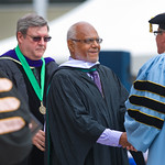 13cmc13 -- Robert Parris Moses received an honorary doctor of humane letters degree.
