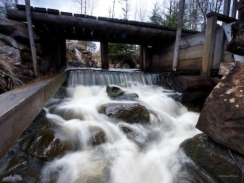 Water outlet Skivebo Kvarn