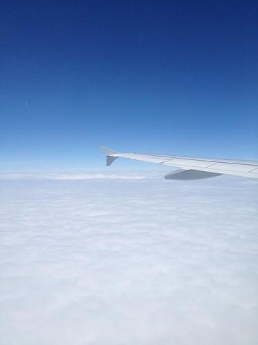 Über den Wolken by Oberau-Online