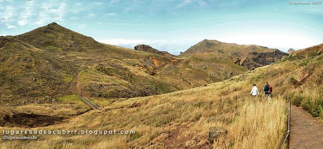 Camino de São Lourenço (Machico, Madeira)