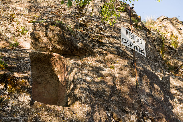 Alcolea del Pinar - Casa de piedra