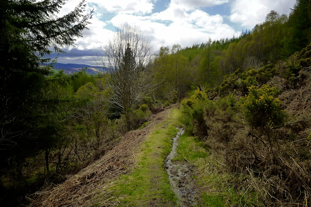 Descent to Fort Augustus