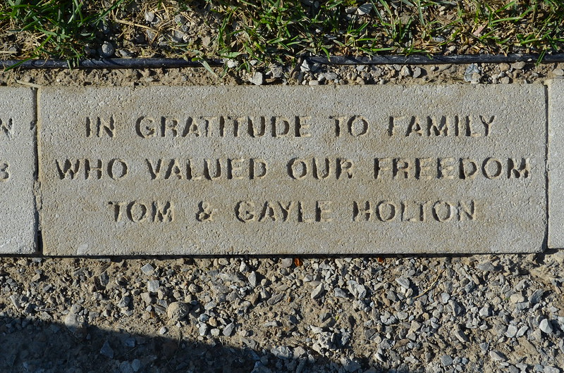 With Gratitude - Holton