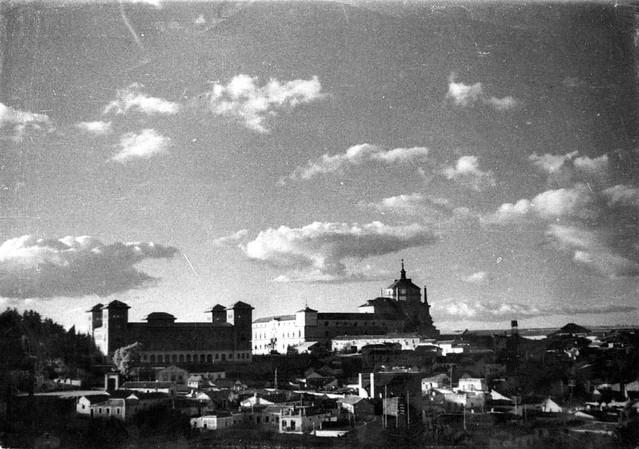 Toledo  en 1935. Fotografía Josep Gaspar i Serra © Arxiu Nacional de Catalunya. Signatura ANC1-23-N-1539
