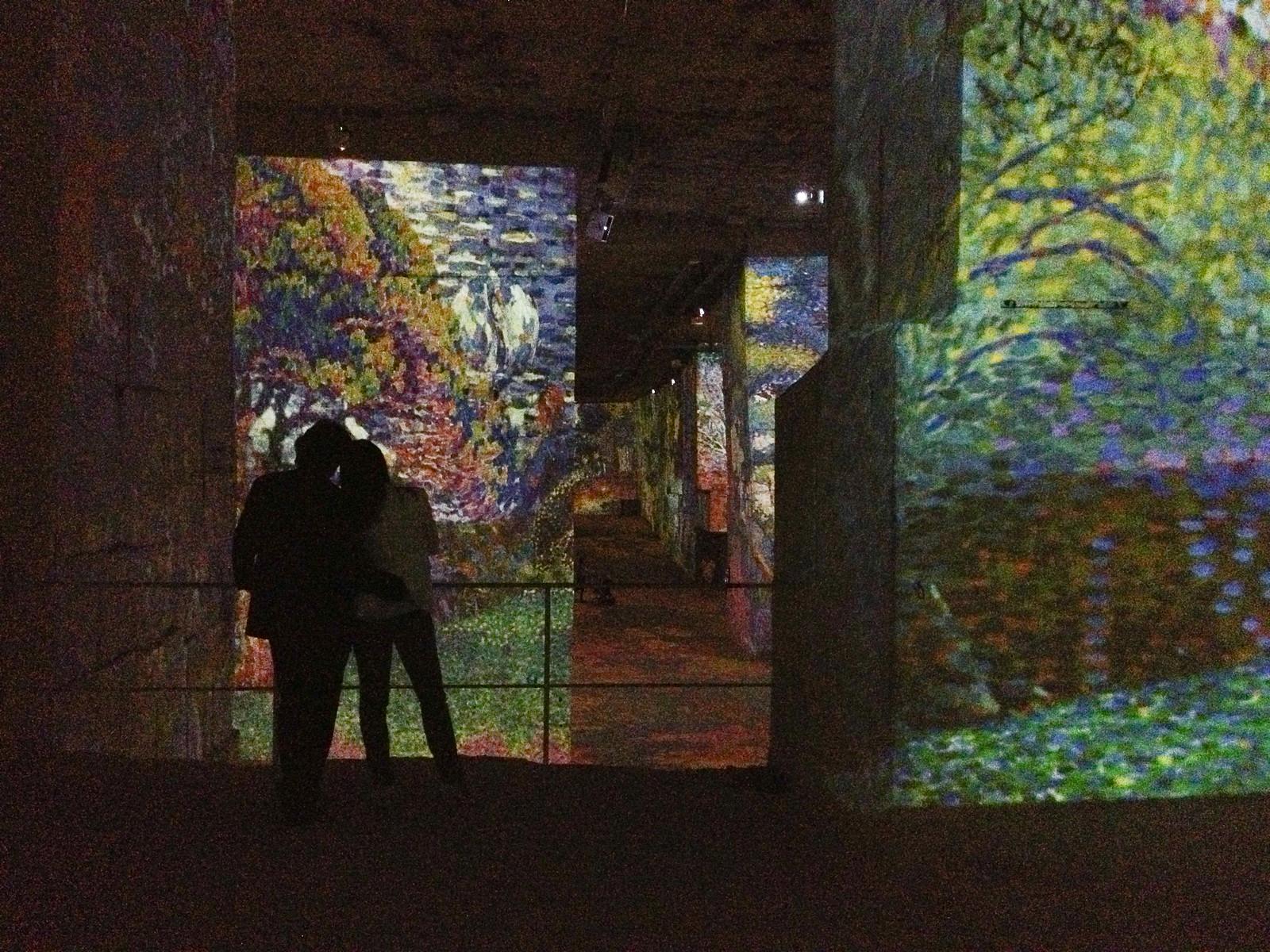 Les Baux de Provence - Carrières de lumière