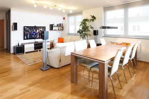 Living / dining room by dusan.smolnikar