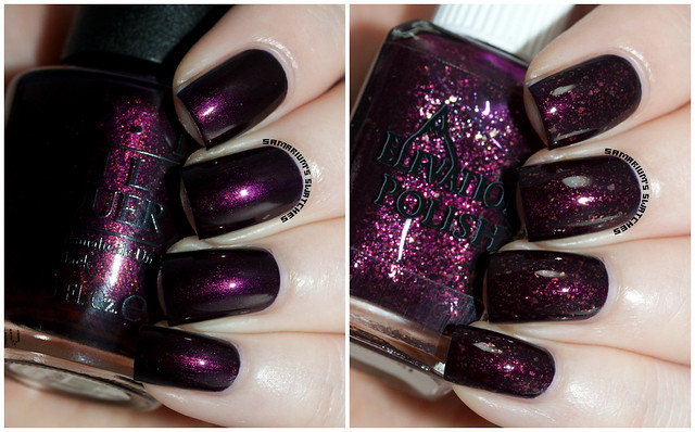 Opi and Evelvation layering (2)
