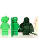 Monochrome minifigs by Vanjey_Lego