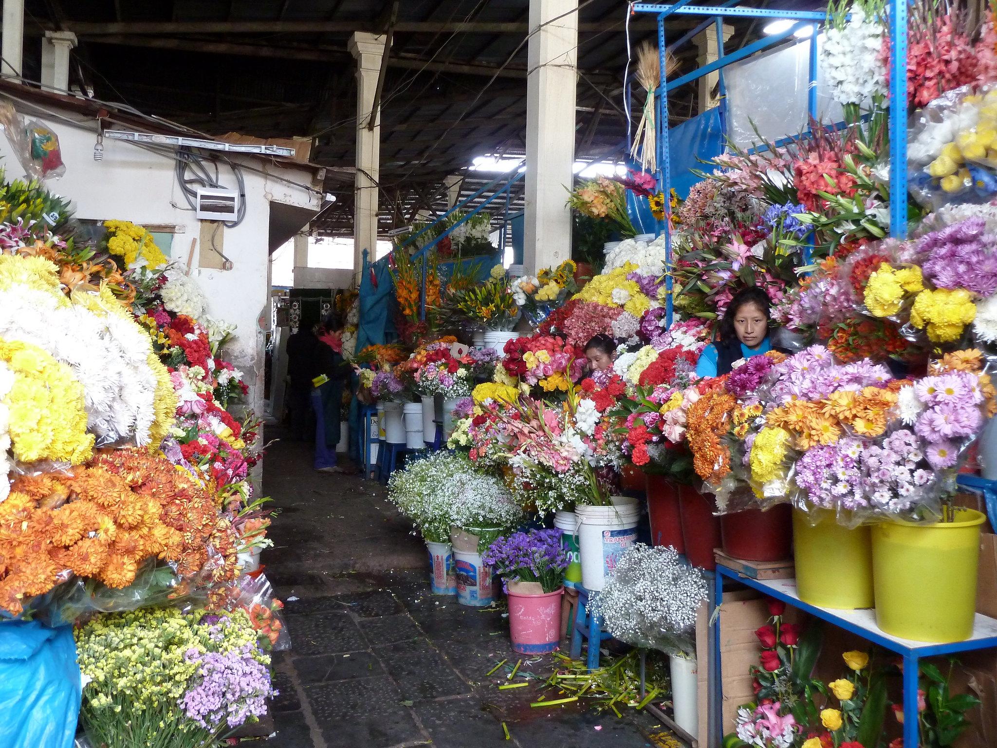Cusco - Mercado de San Pedro