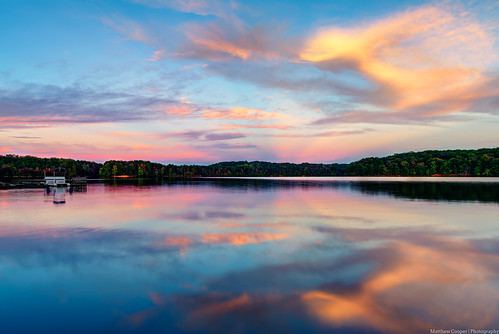 statepark sunset color nature reflections georgia landscape nikon hdr sweetwater d800 waterscape matthewcooper