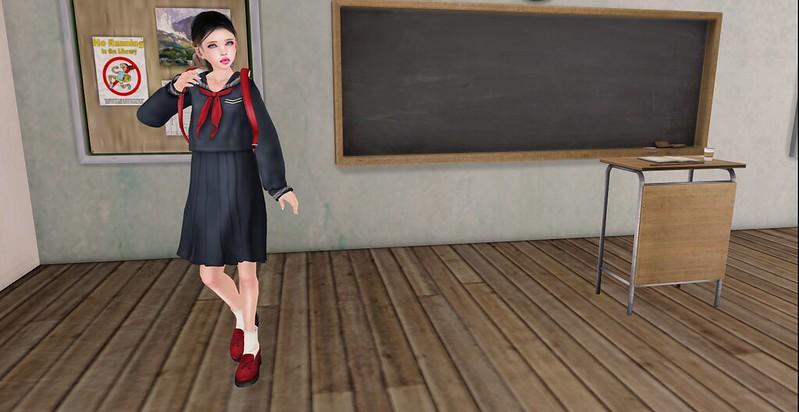 Xiasumi School Student
