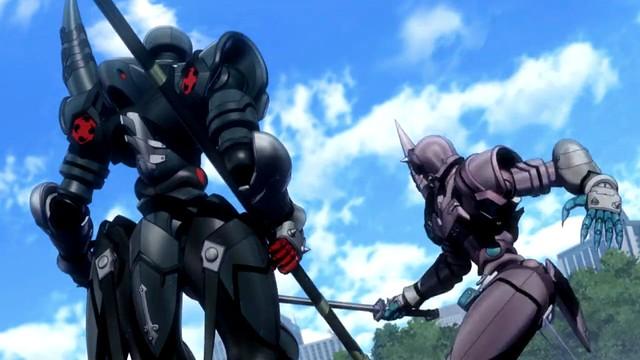 Tokyo Ravens ep 17 - image 08