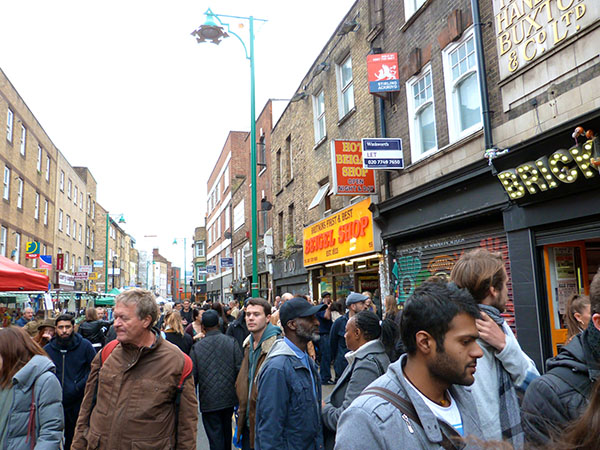crowdy brick lane