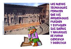 arqueología y nuevas tecnologías