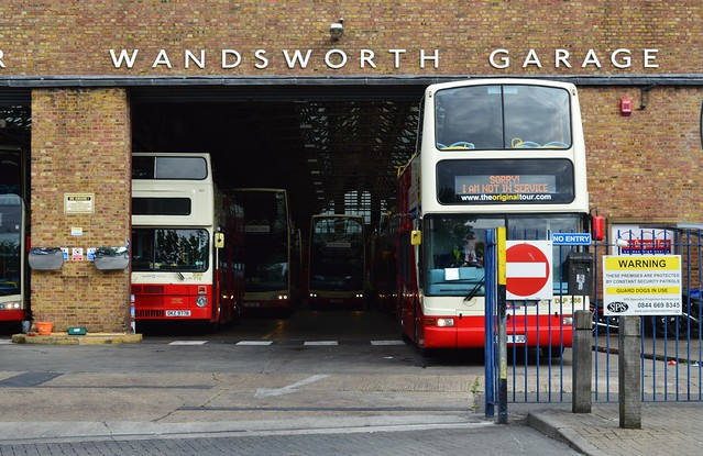 Wandsworth Garage