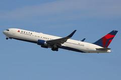 N196DN | Boeing 767-332ER/W | Delta Air Lines