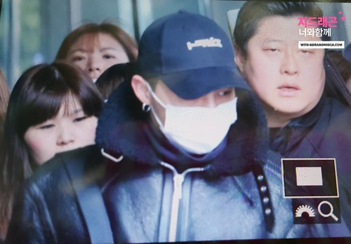 BIGBANG (wout Seungri) arrival Seoul Gimpo from Beijing 2016-01-02 (24)