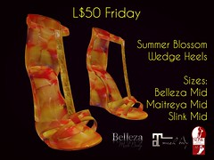 L$50 Friday At Lemonade Couture!