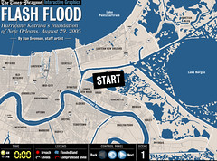 Revisit: Hurricane Katrina's Inundation of New Orleans, August 29, 2005 Keep reading: http://ift.tt/2bozN8y